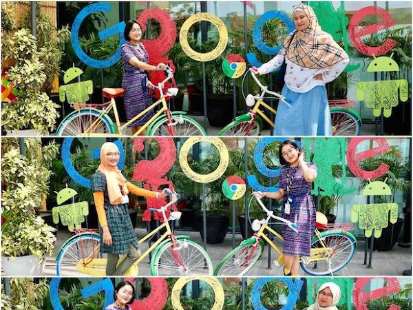 Pada Suatu Hari di Kantor Google Indonesia