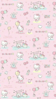Download wallpaper wa hello kity lucu