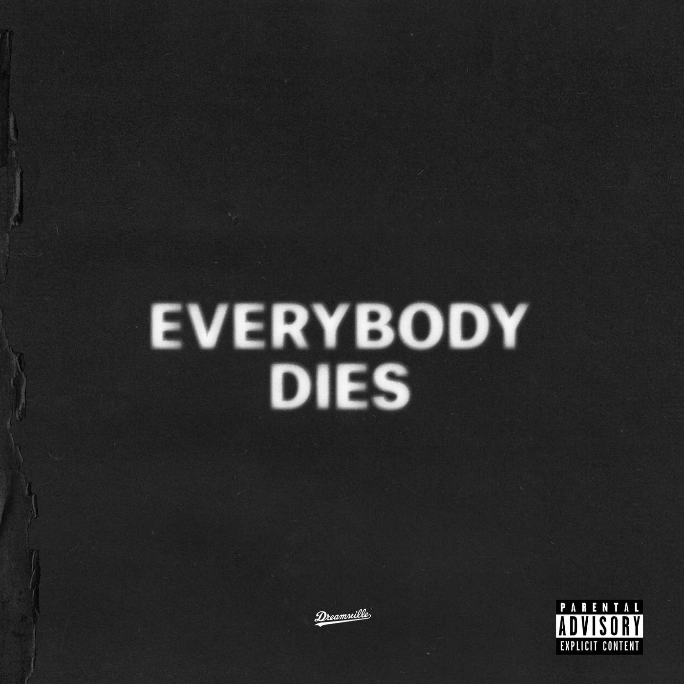 J. Cole - Everybody Dies - Single Cover