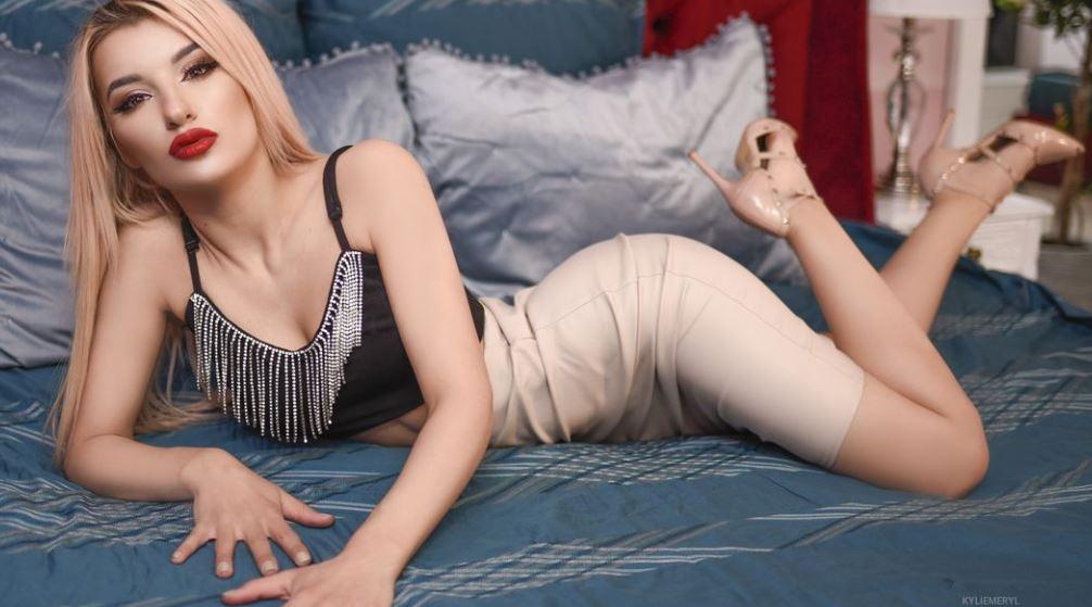 KylieMeryl Model GlamourCams