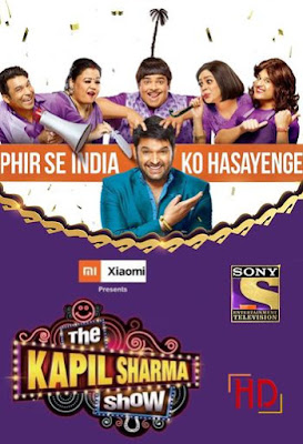 The Kapil Sharma Show 01 Nov 2020 720p HDRip Download