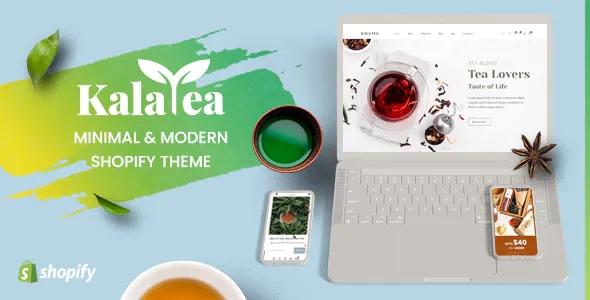 Best Tea Mobile Optimized Responsive Shopify Theme