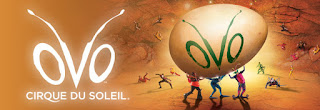 OVO Cirque Du Solelil