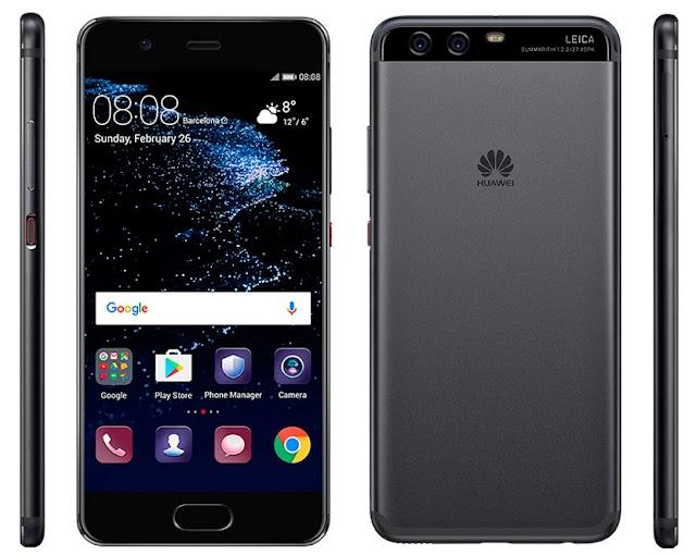 [ MWC 2017 ] Lộ hình ảnh chính thức của Huawei P10