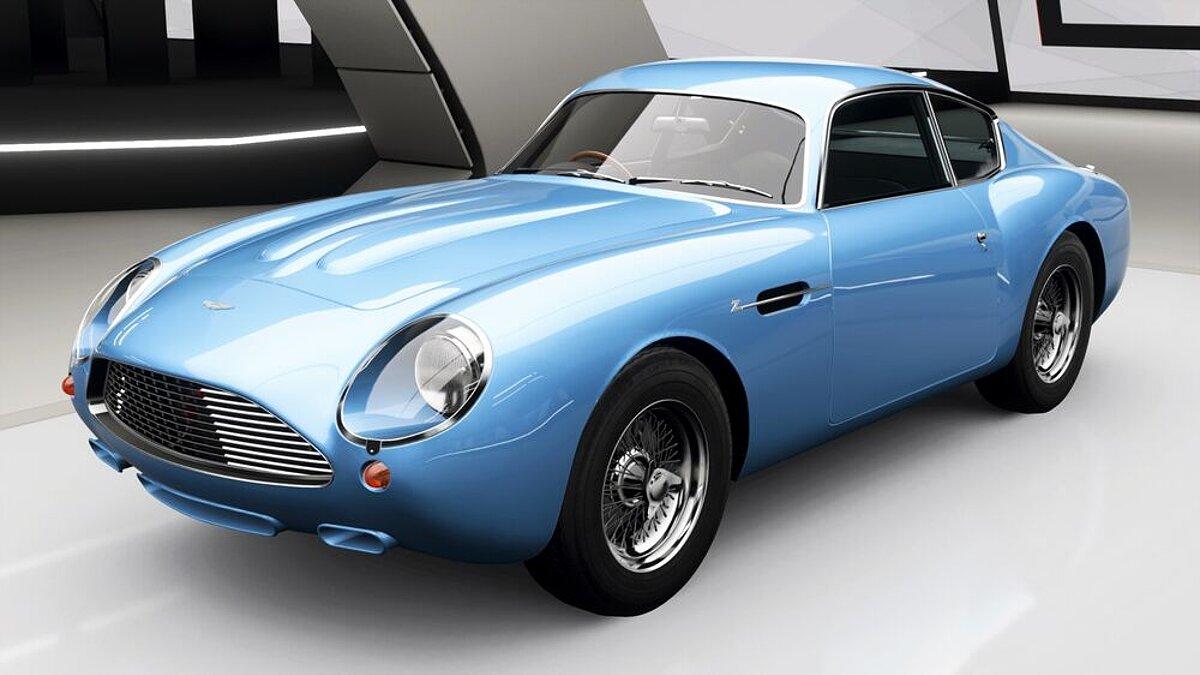 Aston Martin DB4 GT (Fall Season)