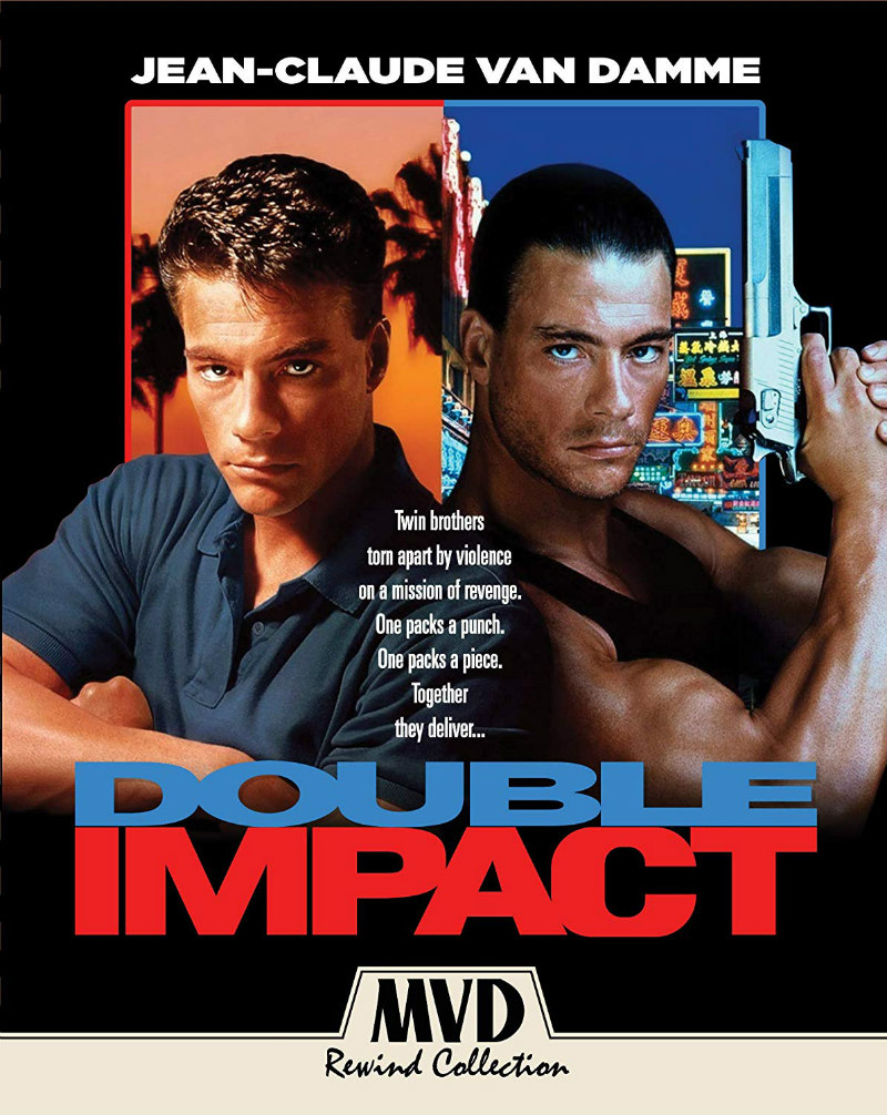 double impact bluray