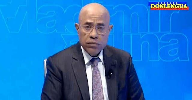 Vladimir Villegas anuncia que también tiene el Virus Chino