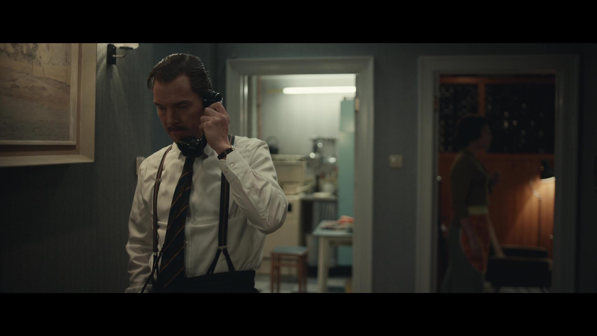 El Espía Inglés (2020) 1080p BDRip Latino