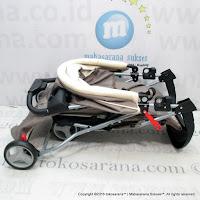 Kereta Bayi Hugo P280 Roda Tiga