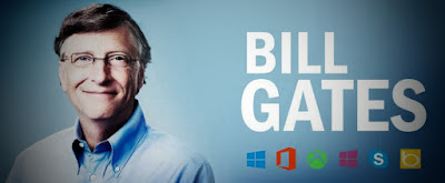 Biography of Bill Gates Founder Of Microsoft.