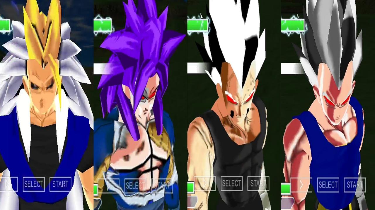 Dragon Ball AF Goku