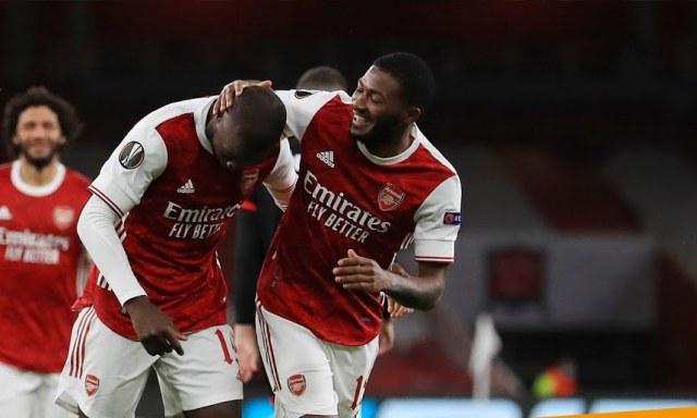 Arsenal vs Dundalk 3–0 Highlights Liga Europa