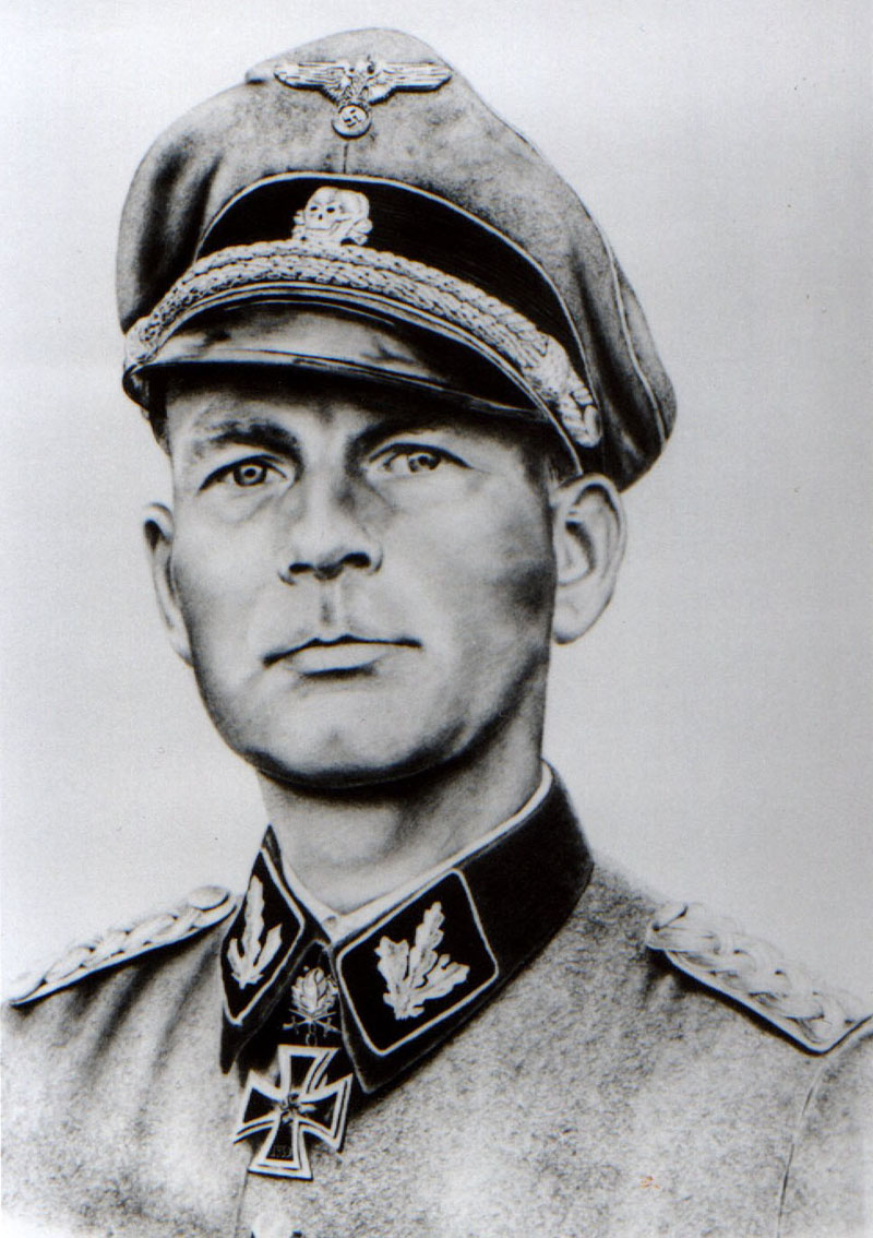 NAZI JERMAN Sketsa Gambar Tokoh Third Reich