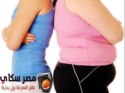 كيف تحافظين على ثبات وزنك بعد أن تخسرى الكيلوجرامات الزائدة ؟