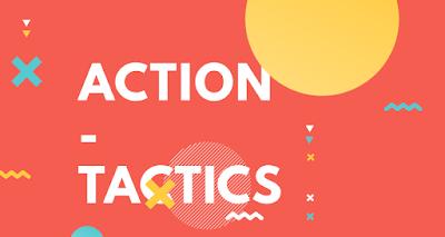 digital marketing action control and tactics