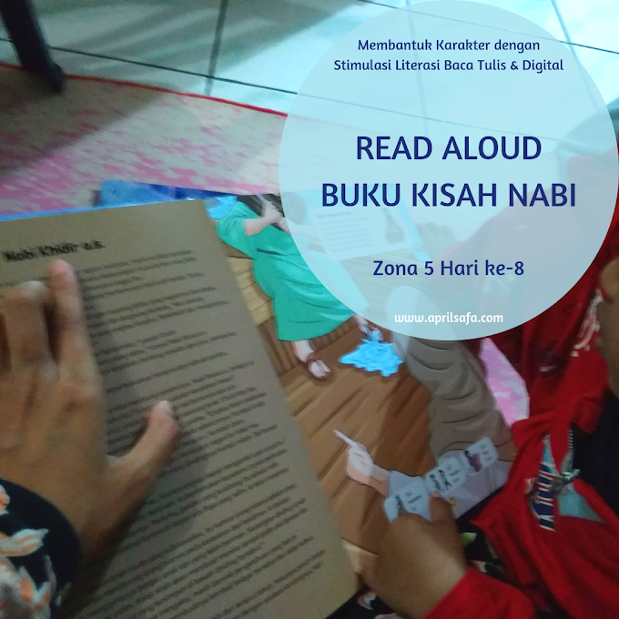 Read Aloud Buku Kisah Nabi | Zona 5 Hari ke-8