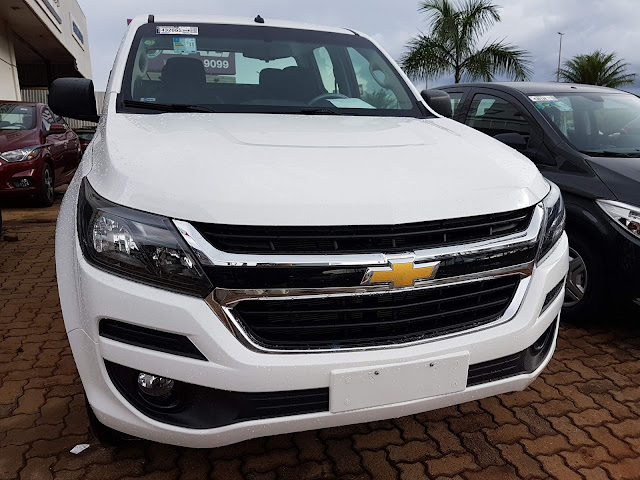 Chevrolet S-10 Cabine Dupla Flex 2017 Advantage