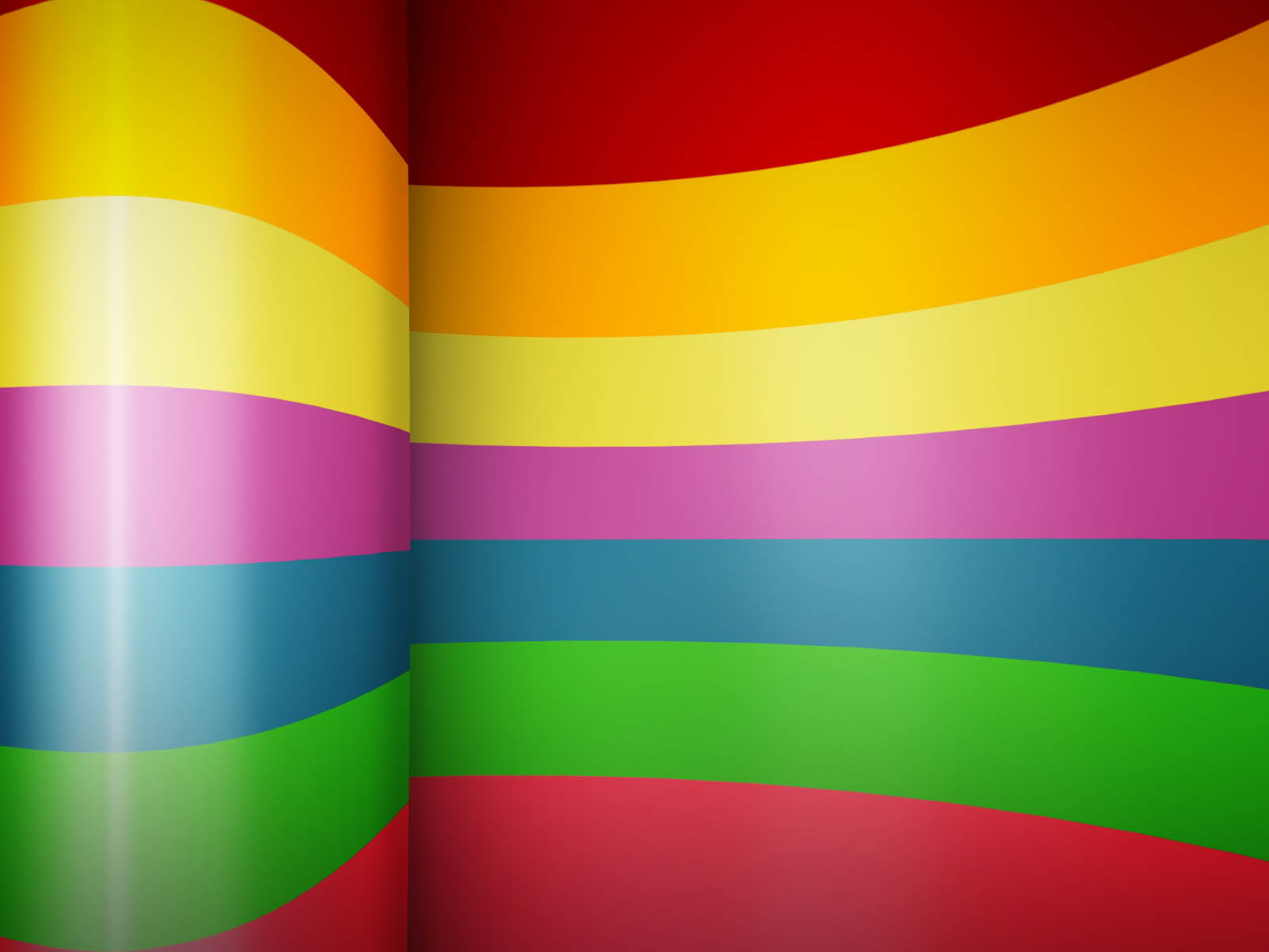 wallpapers: Abstract Rainbow Colours Wallpapers Rainbow