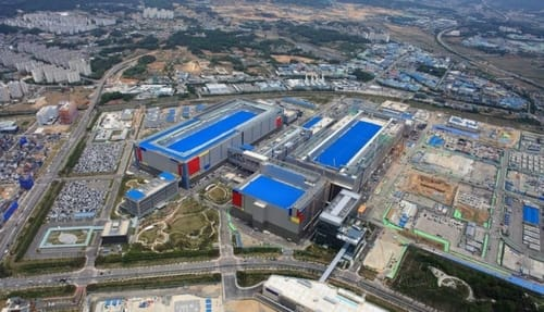 Samsung takes another step to compete with TSMC