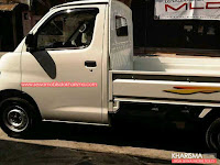 foto sewa mobil pick up