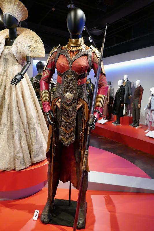 Danai Gurira Black Panther Okoye costume