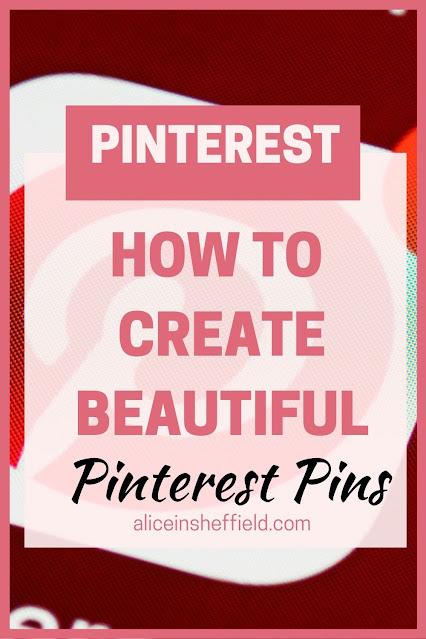 Create Pinterest Pins
