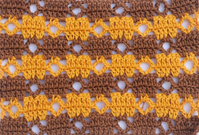 1 - Crochet Puntada de cuadrados a crochet y ganchillo Majovel Crocher baretas paso a paso doble facil sencillo