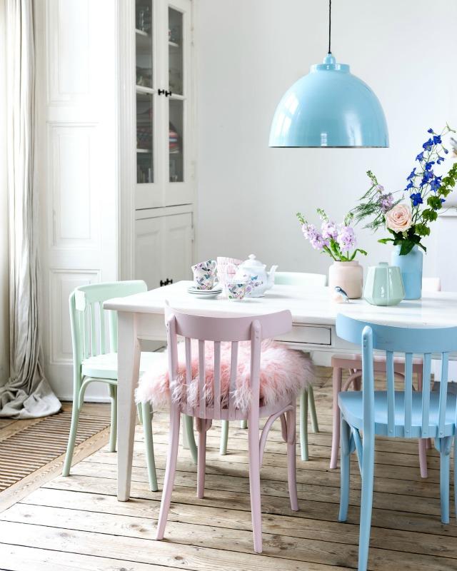 Sillas que decoran tu hogar