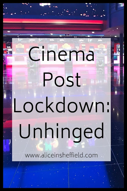 Cineworld Sheffield: Unhinged