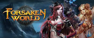 Free Download Forsaken World Mobile MMORPG