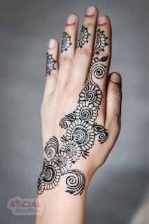mehndi designs 2019 bridal