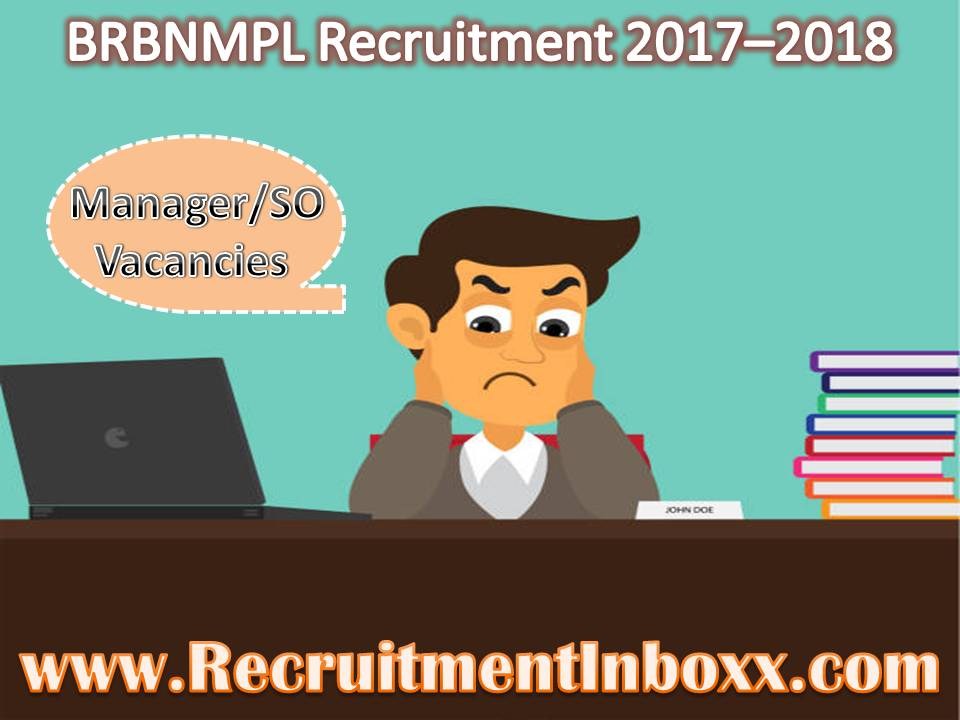 BRBNMPL Recruitment