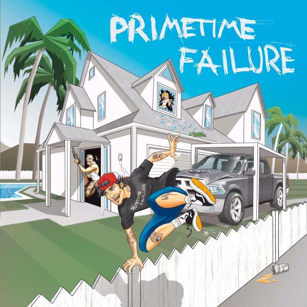 "Primetime Failure stream new song ""Home"""