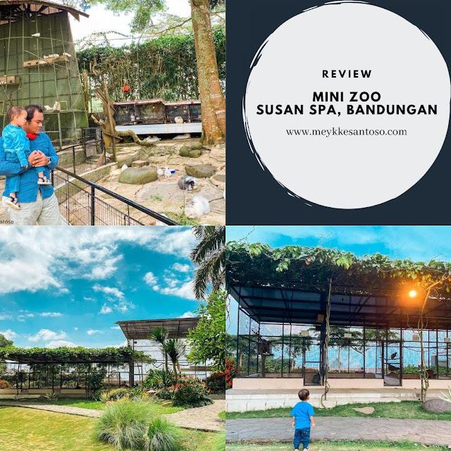 Mini Zoo di Susan Spa Bandungan