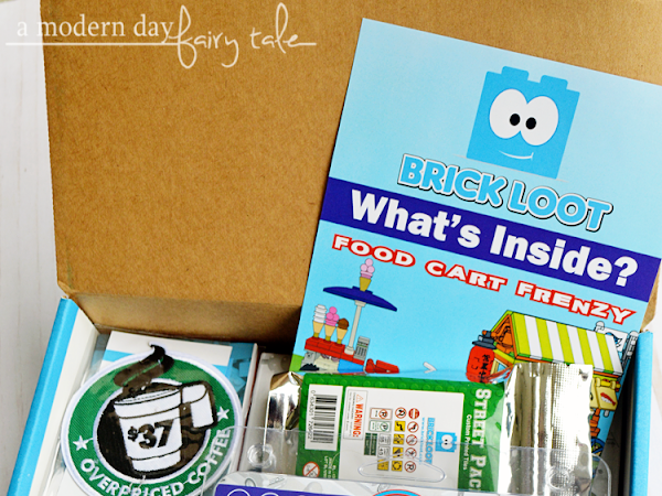 The Perfect Gift for the Ultimate Lego Fan: Brick Loot! {A Holiday Gift Guide Review + Discount}