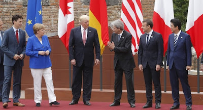 Лидеры G7 не смогли согласовать позицию по санкциям против РФ