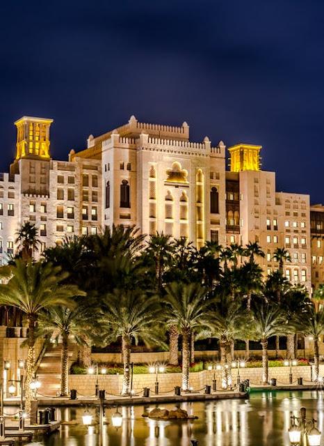 أفضل 10 مناطق سياحية في دبي