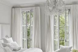 6 Disegni della camera da letto minimalista stretta non sono un problema