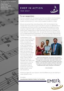 Encore Music Education Foundation in Action - Prem