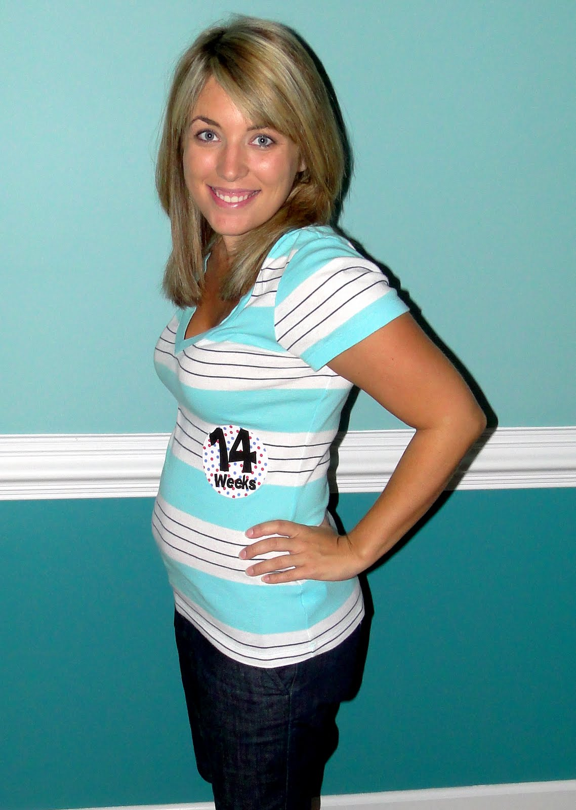 14 weeks pregnant! - the journey of parenthood