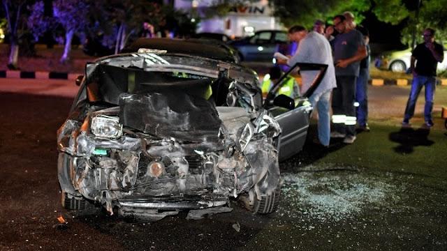 8 θανατηφόρα τροχαία με 9 νεκρούς τον Μάιο στην Περιφέρεια Πελοποννήσου