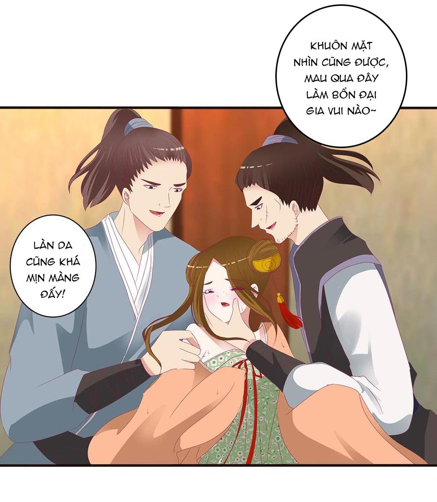 Thông Linh Phi Chapter 534 - Trang 23