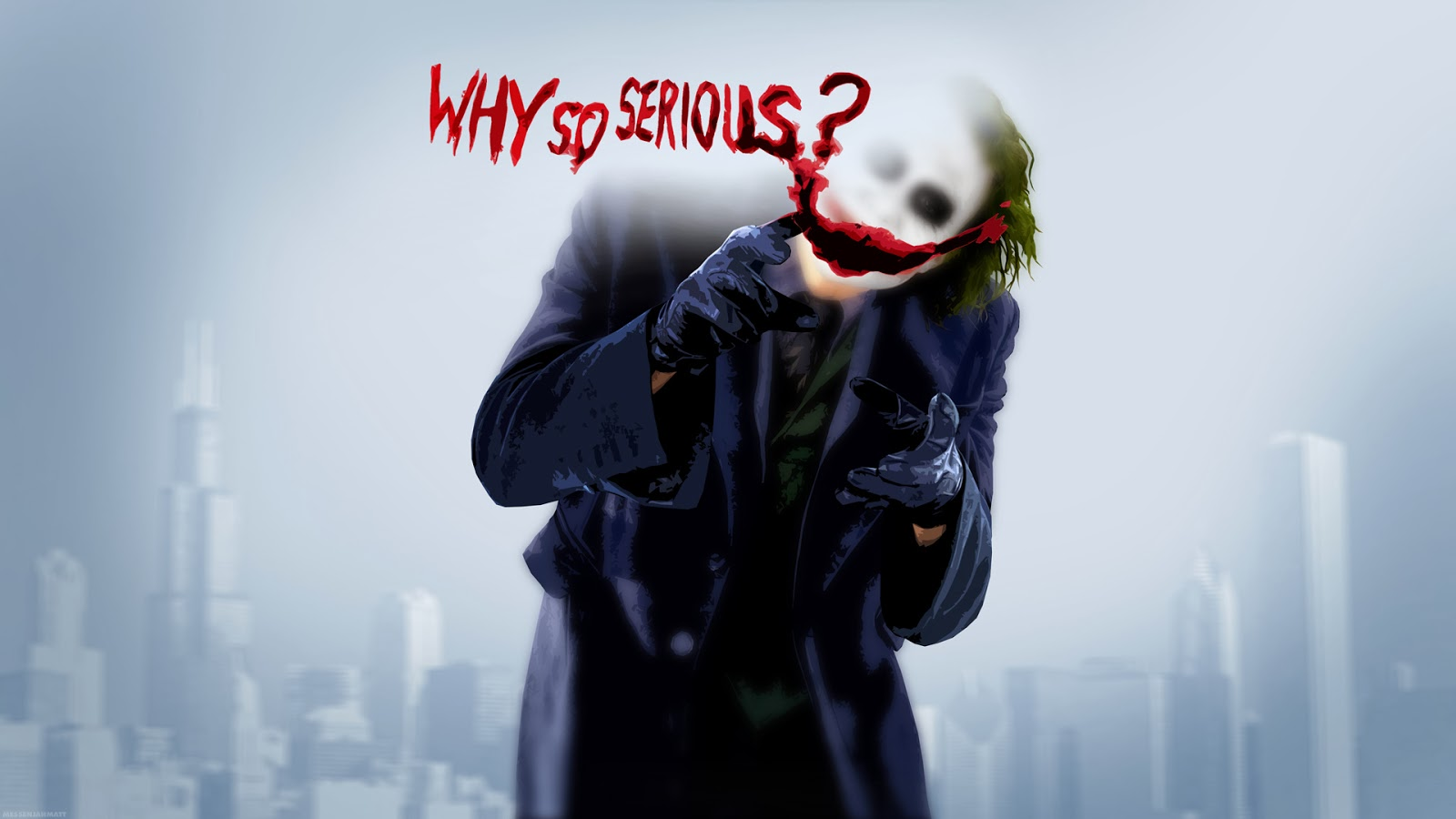 Gambar Orang Joker