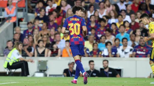 Real Sociedad best-positioned to land Barca B's Alex Collado