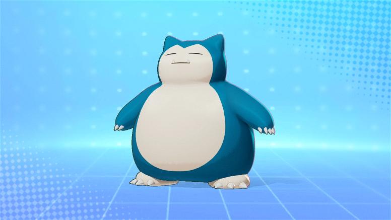 Pokémon Unite - Snorlax