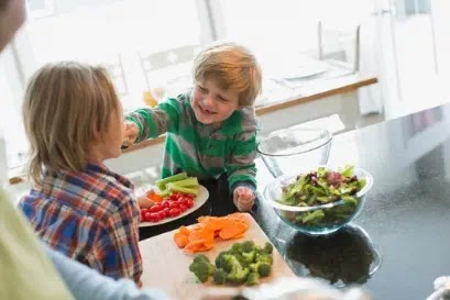 خمس طرق للبقاء متحمسًا للأكل الصحي!