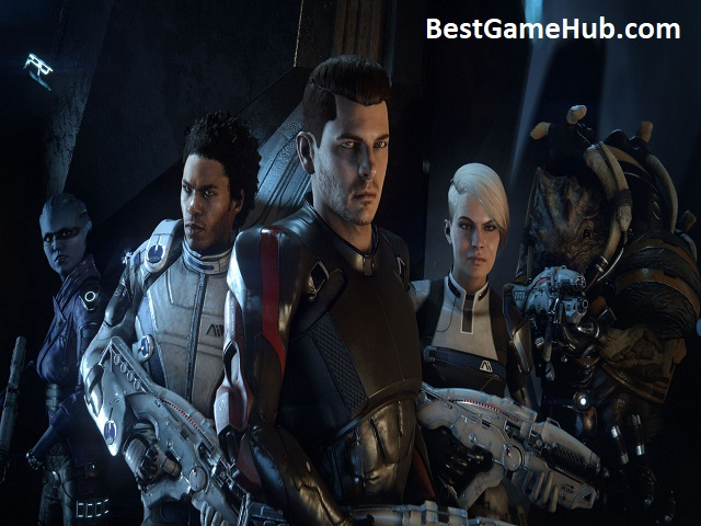 Mass Effect Ultimate Edition Torrent Game Free Download