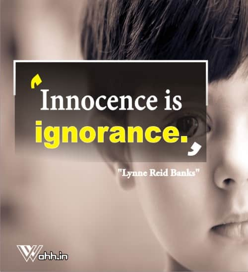 Lynne-Reid-Banks-ignorance-quotes