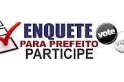 ENQUETE: em quem você votaria para Prefeito de Raposa em 2020