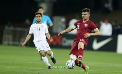 مشاهدة مباراة قطر وأفغانستان